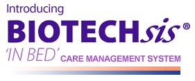 Introducing BIOTECHsis 'IN BED' care management system